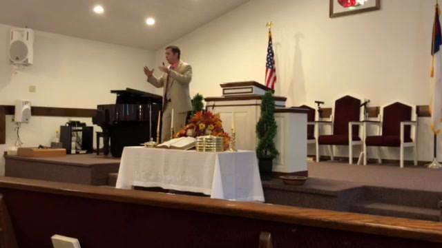 Zion Pentecostal Church 10.7.18