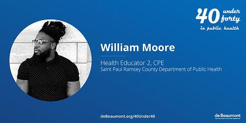 de Beaumont Foundation 40 Under 40 in Public Health