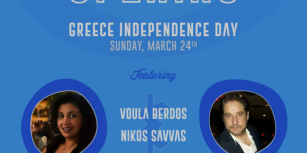 Grand Opening & Celebration of Greek Independence Day