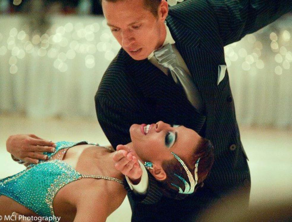 Prima Dancesport Performance: Kathryn Gomes & Ciprian Popa