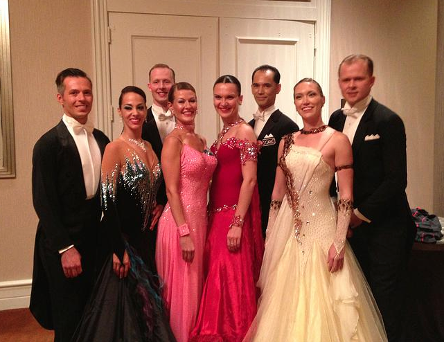 Prima Dancesport Waltz Wedding Entertainment