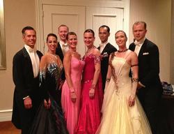 Prima Dancesport Waltz Wedding Entertainment