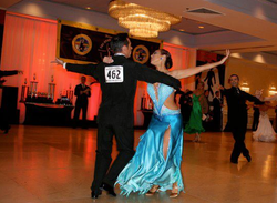 Prima Dancesport Ballroom Competition