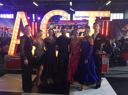 Prima Dancesport at America's Got Talent