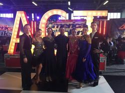 Prima Dancesport at America's Got Talent