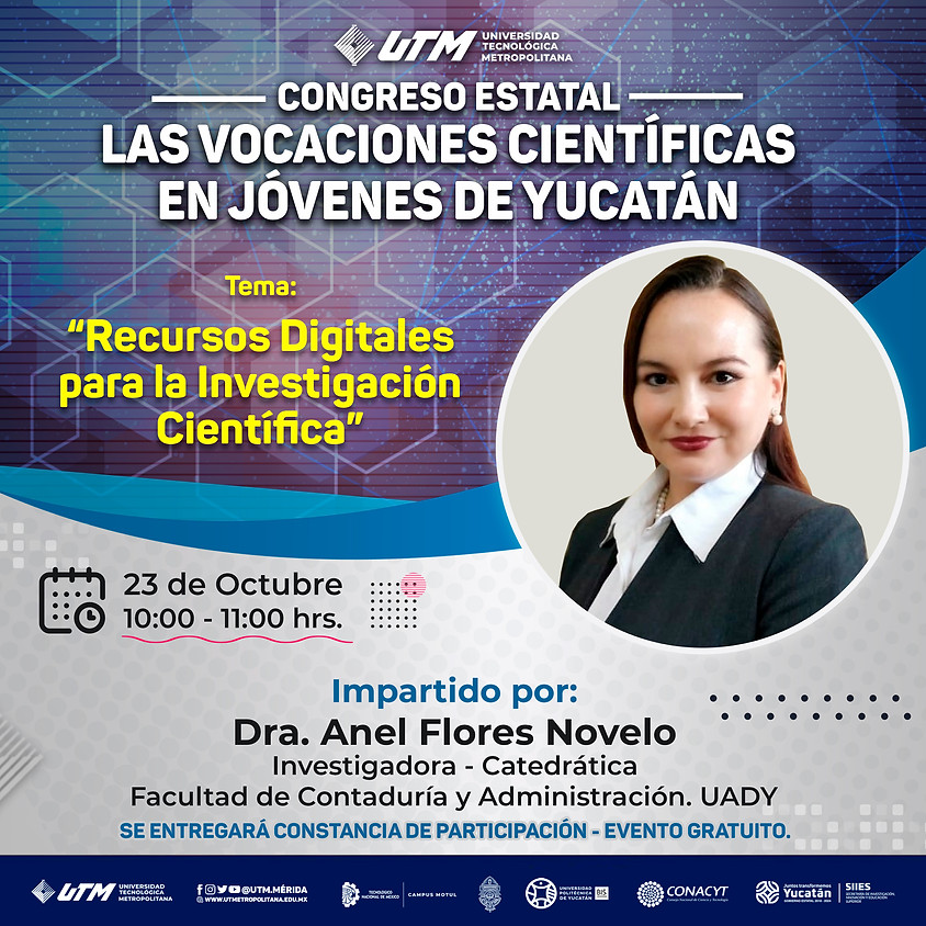 Recursos Digitales para la Investigación Científica