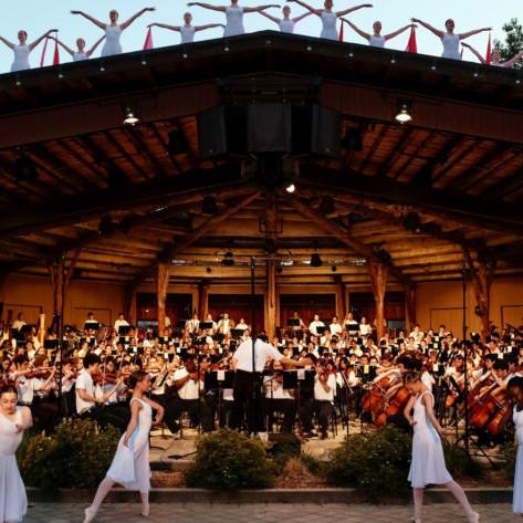 Interlochen Arts Camp