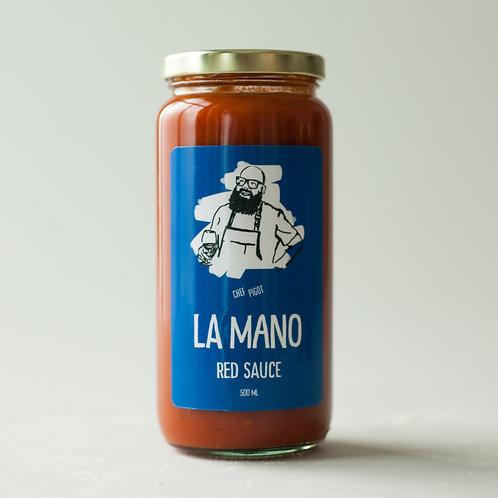 Chef Pigot's Red Sauce