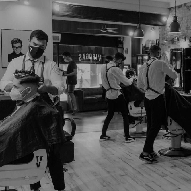 Nominados a Mejor Barbería Nacional