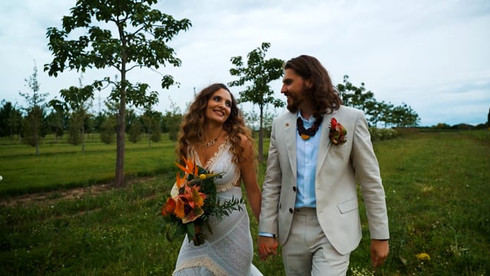 Wedding Film: Mariana & Robin