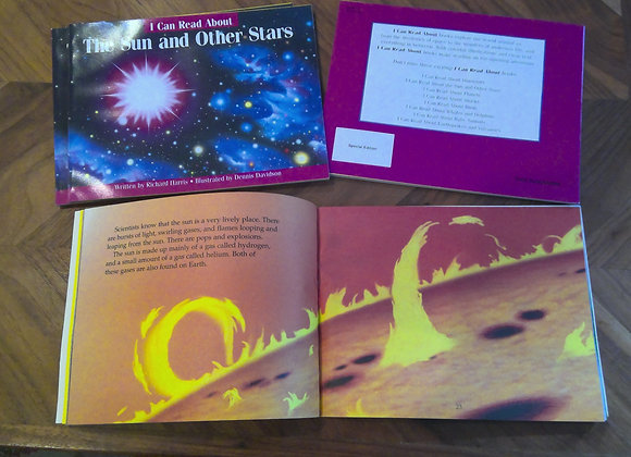The Sun and Other Stars Book Set