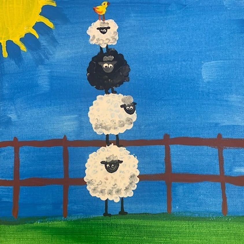 Sheep on Sheep