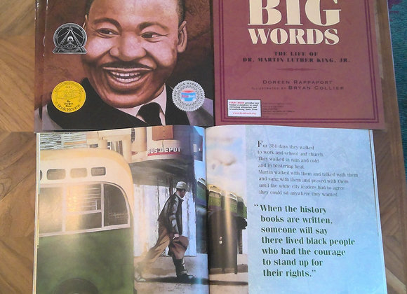 Martin's Big Words Book Set