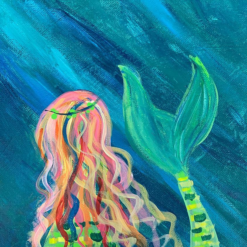 Family Friday: Mermaid