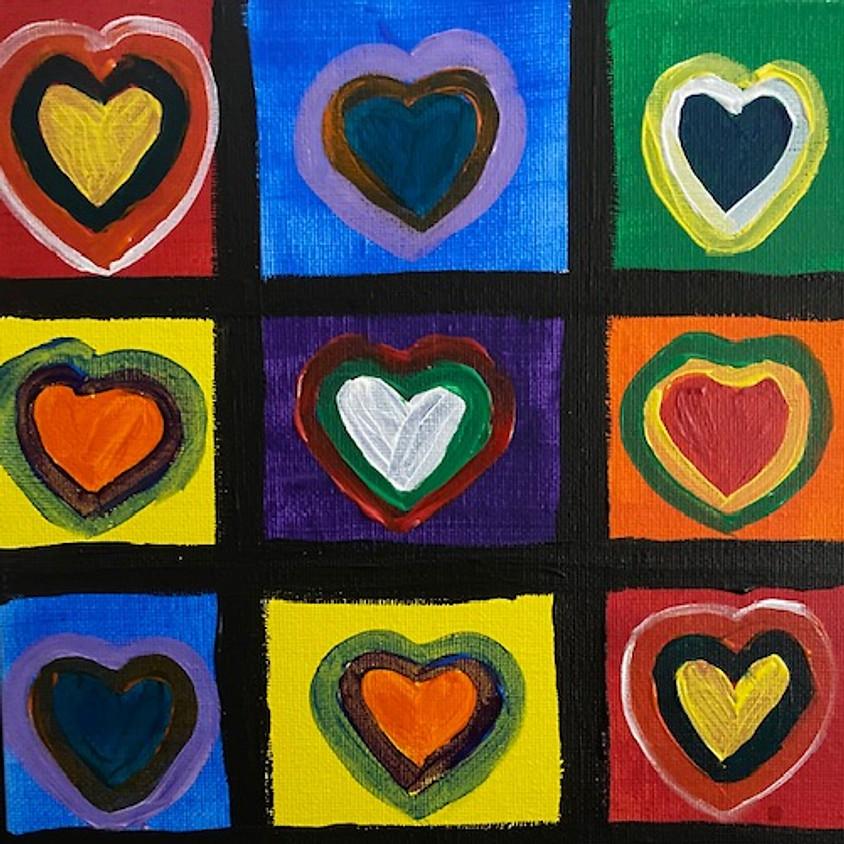 Family Friday: Hearts on Hearts