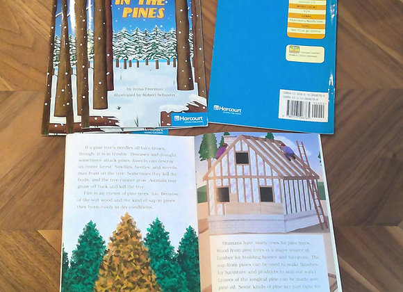 Wind in the Pines Book Set