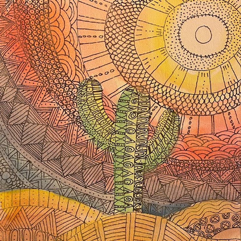 Desert Doodle