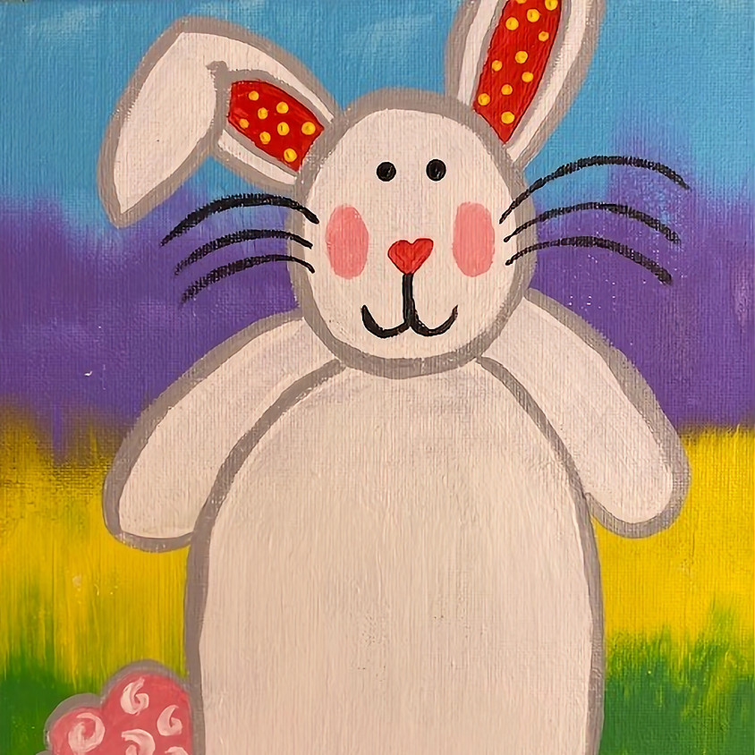 April Painting Parties: Baby Animals