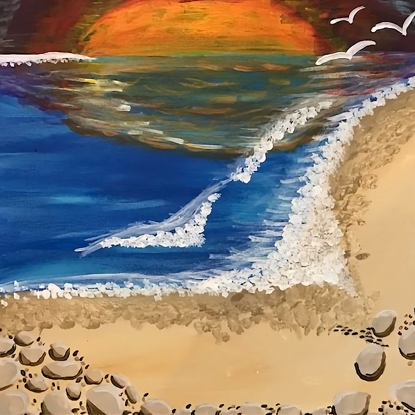 Late Afternoon Virtual Summer Camp: Mindfulness through Art