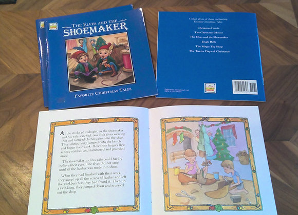 The Elves and the Shoemaker Book Set