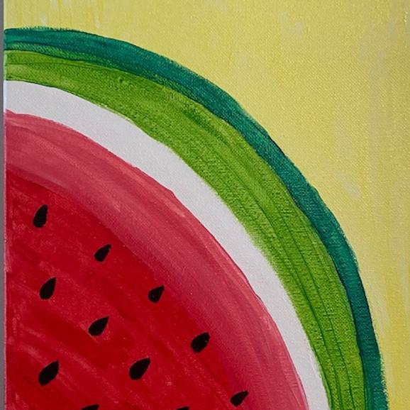 Family Friday: Watermelon
