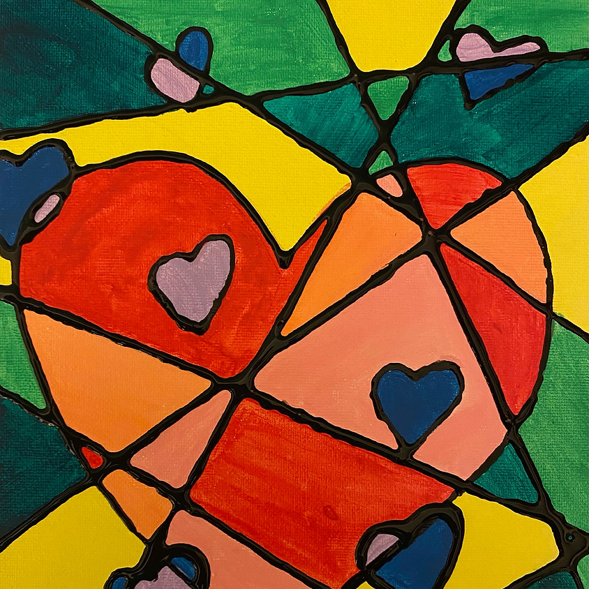 February Painting Parties: Winter Love