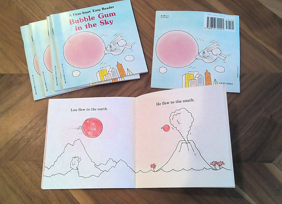 Bubble Gum in the Sky Book Set