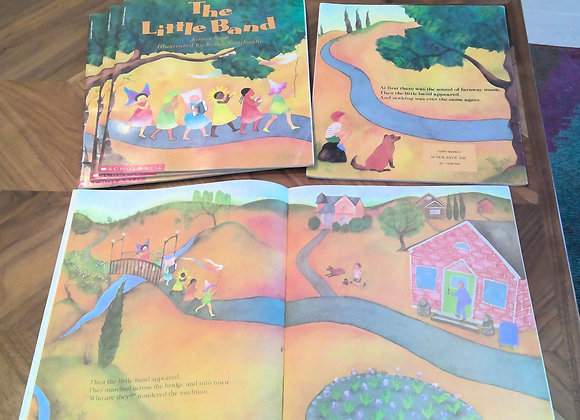 The Little Band Book Set