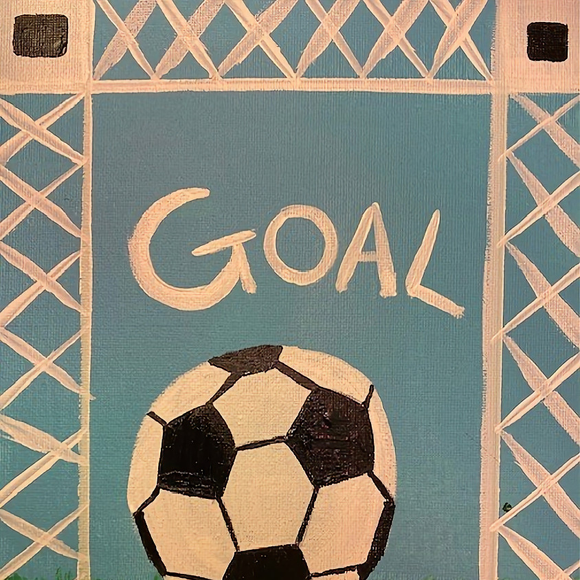 Soccer Ball Goal!