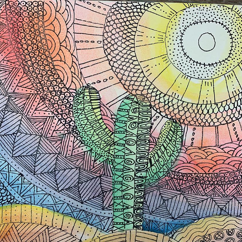 Family Friday: Doodle Desert