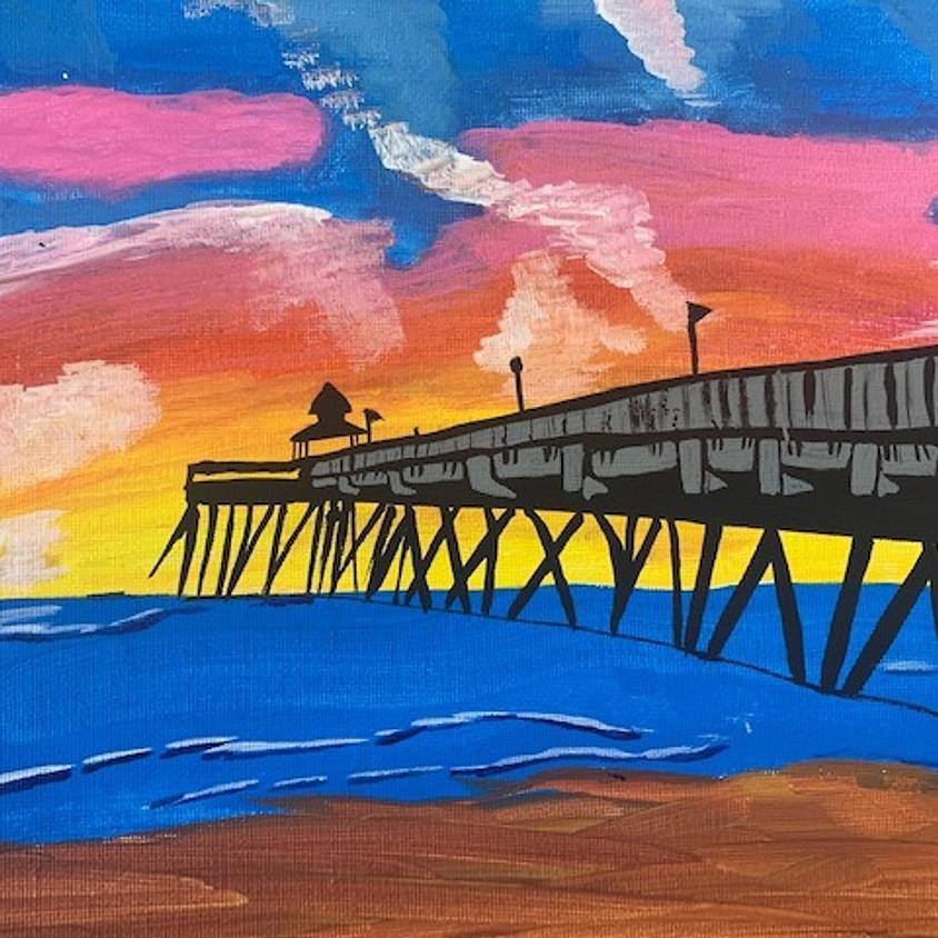 Family Friday: Sunrise Boardwalk