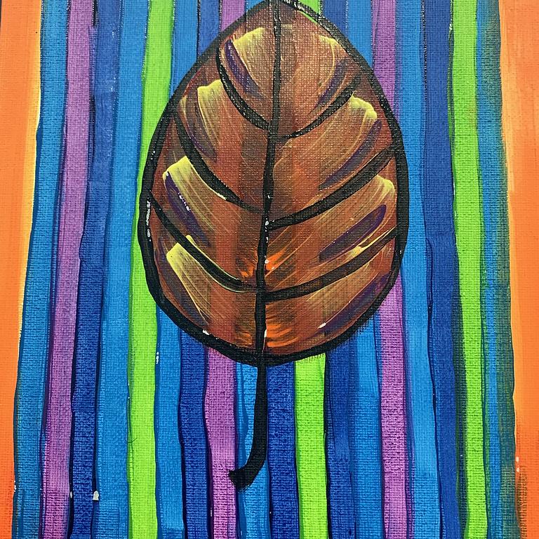 Family Friday: Fall Leaf