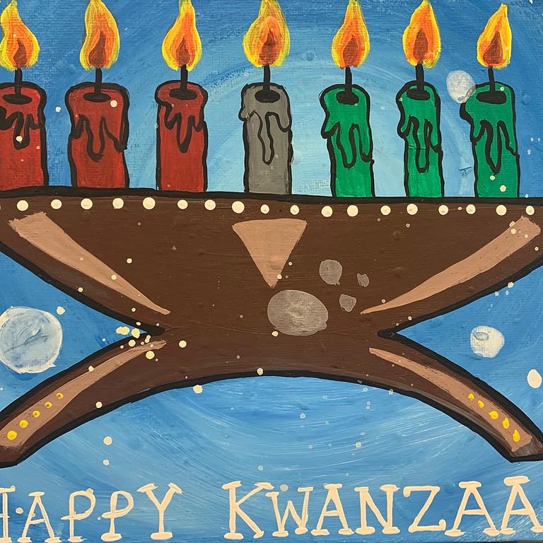 Family Friday: Happy Kwanzaa