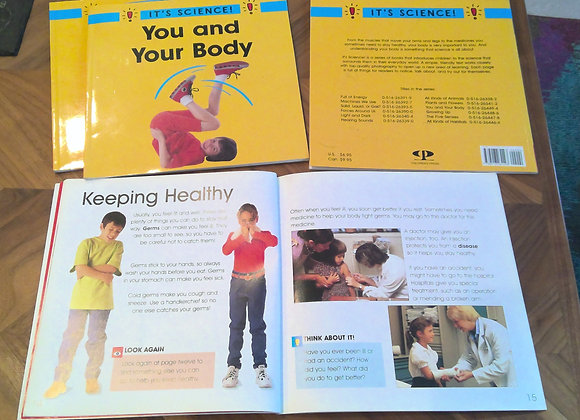 You and Your Body Book Set