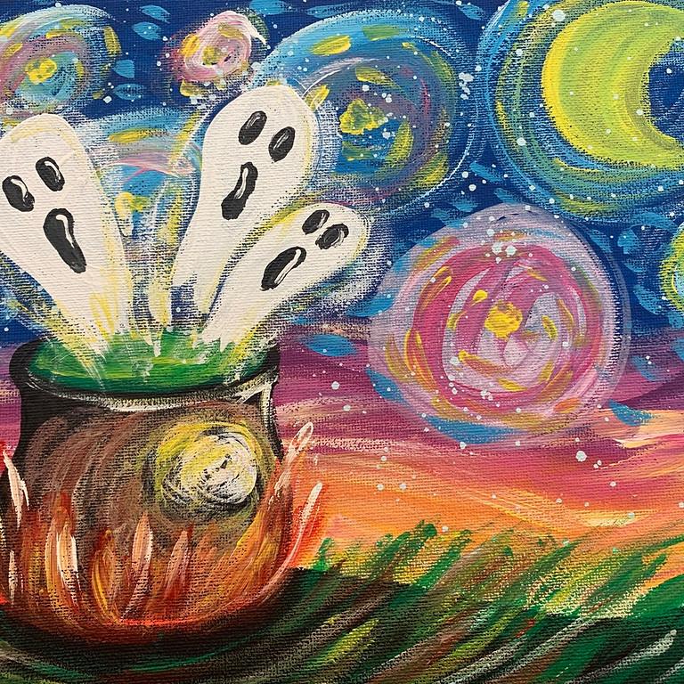 Artist Escape: Van Ghost
