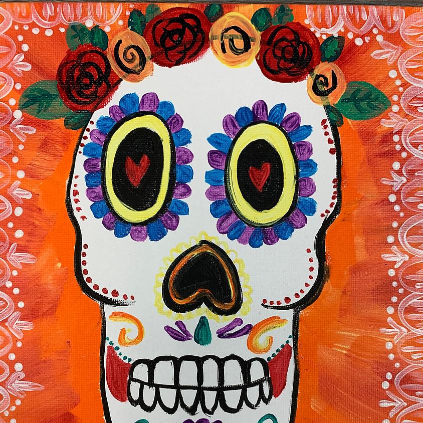 Family Friday: El Dia de Los Muertos