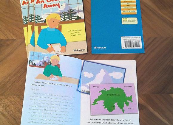 An Ocean Away Book Set