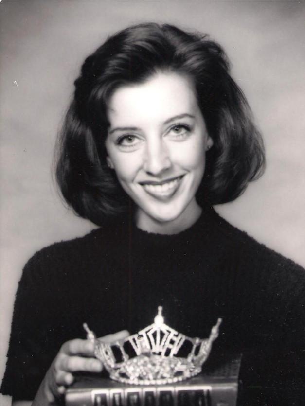 Rachel Dawn Carson | Miss Anaheim 1996