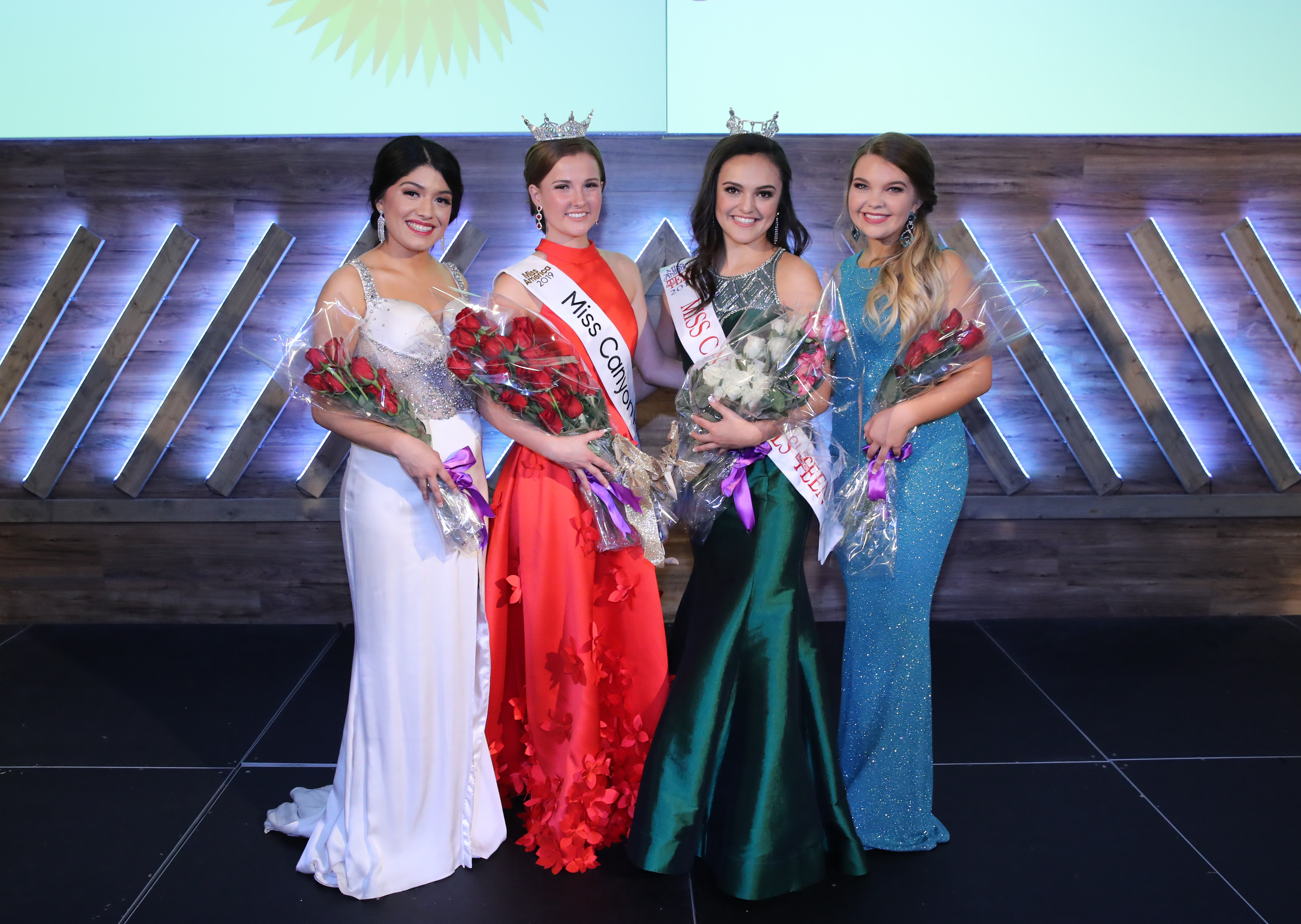 Miss CH 2019 Court Miss & Teen 1