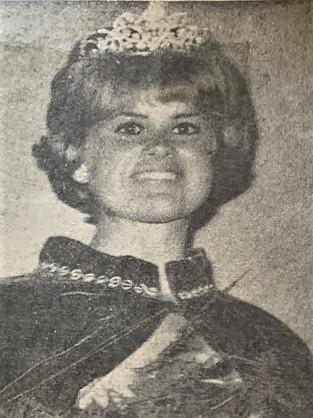 Caylene Walp   Miss Anaheim 1966