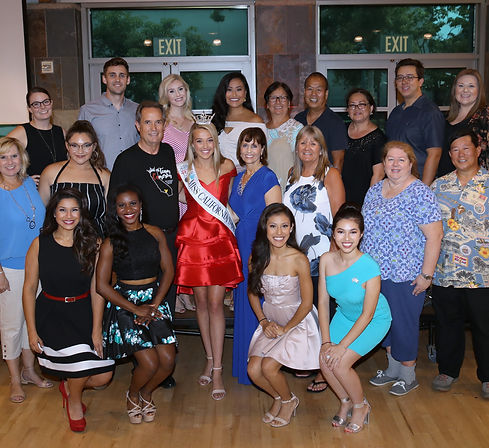 Miss Anaheim Committee and Volunteers