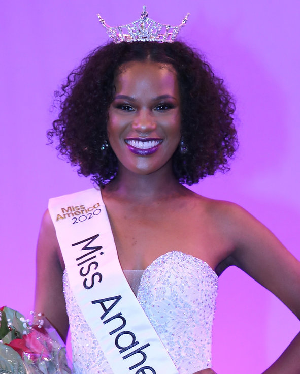 Miss Anaheim Hills 2020