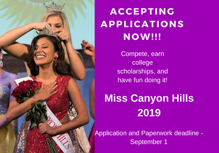 Applications Now Open!