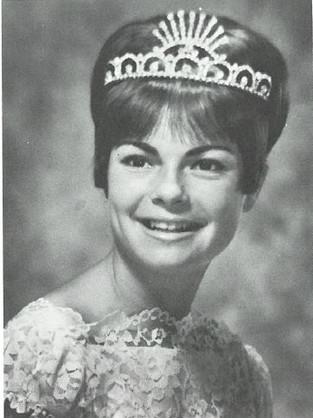 Sharon Bernstein   Miss Anaheim 1967