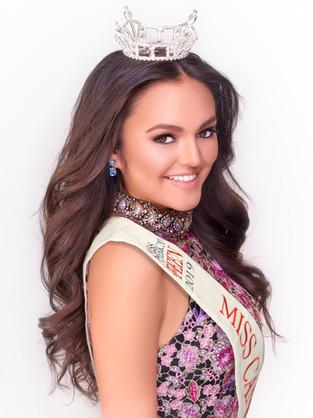 Savannah Jimenez   Miss Canyon Hills' OT 2019