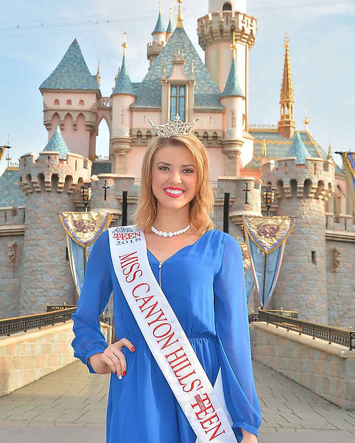 Miss Canyon Hills' Outstanding Teen 2018d