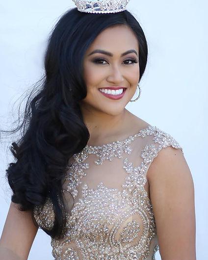 Missy Mendoza   Miss Anaheim Hills 2015