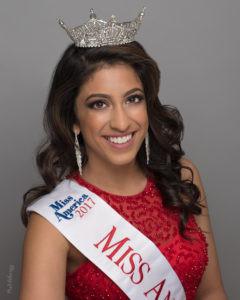 Asha Bhattacharya   Miss Anaheim 2017