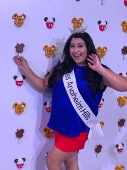 Miss Anaheim Hills 2019