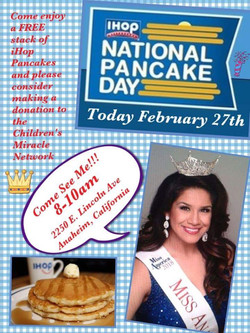 National Pancake Day 2018
